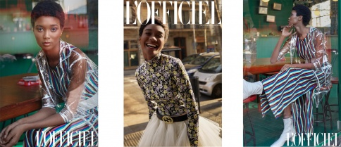 L'Officiel Lithuania - Aldomartins - March 2020